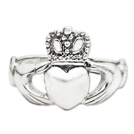 gioielli irlanda claddagh ring anello fidanzamento irlandese argento
