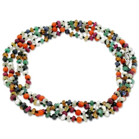 gioielli etnici - navaratna
