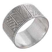 anillo Tuareg