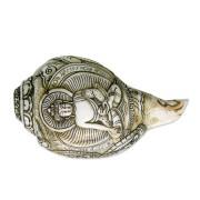 Tibetan crafts - shell