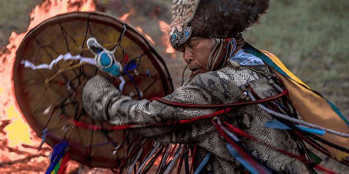 gli sciamani