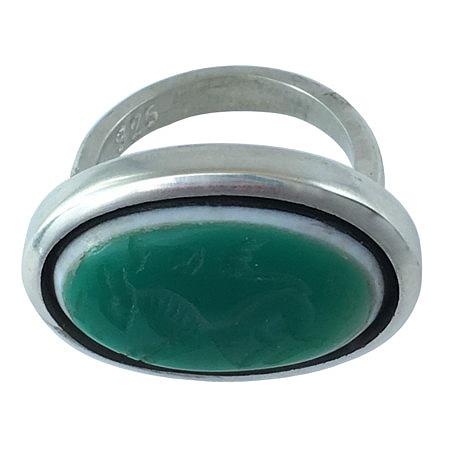 anello sigillo Persiano