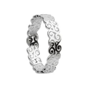 anello trischele - triskelion ring