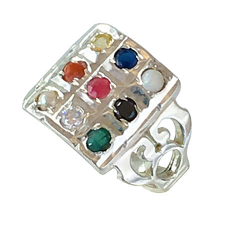 Navaratna jewelry