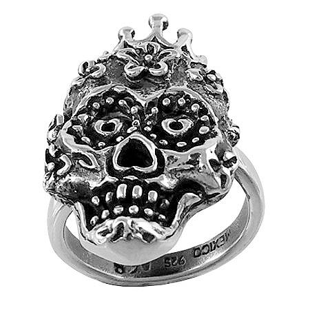 gioielli dal mondo, anello Messico