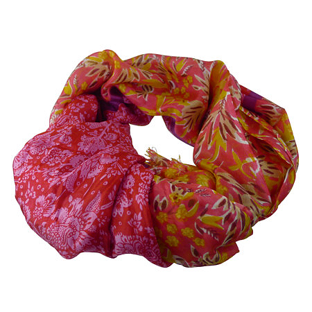 vendita sciarpe seta a Verona