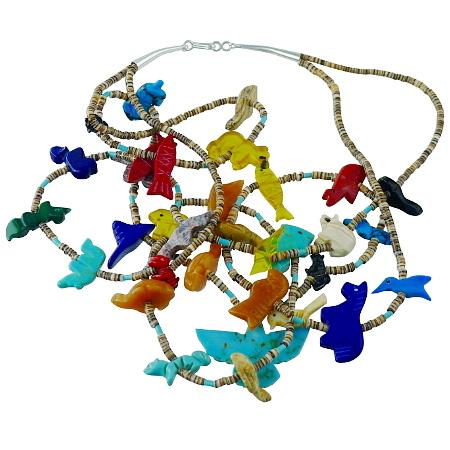 American Native jewelry