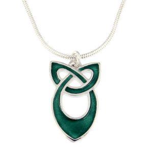gioielli verde Irlanda