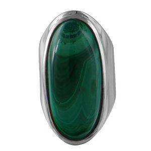 anillo con piedra
