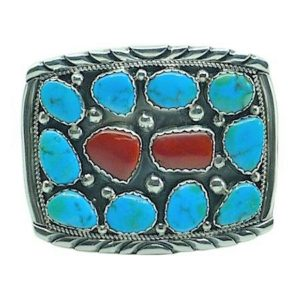 gioielli d'autore nativi americani