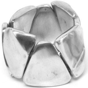 bracciale alluminio riciclato