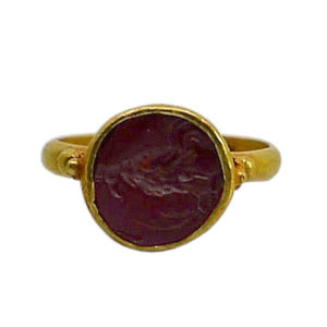 eagle signet ring