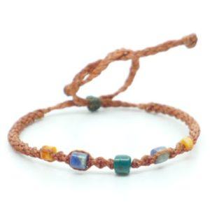 braccialetti etnici peruviani