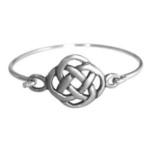 bracciale celtico con nodo di lugh