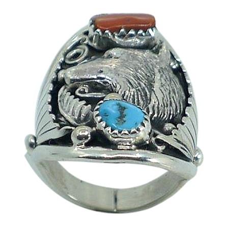 American Native Navajo jewelry