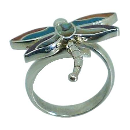anelli argento e pietre dure