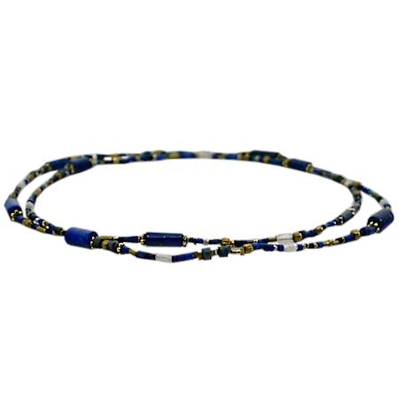 collana pietra lapislazzuli