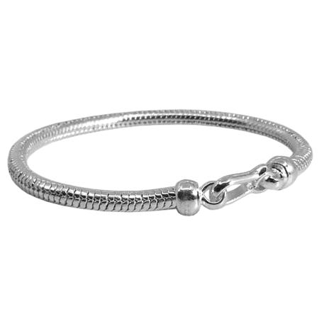 prezzo di fabbrica 3ac47 5a7a8 Gioielli etnici argento 925 - Bracciale snake