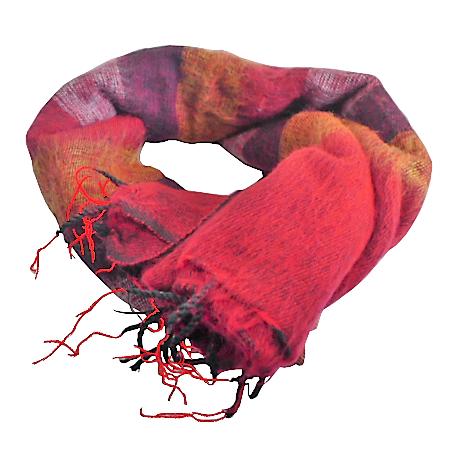 bufanda de lana