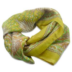 ethnic scarves