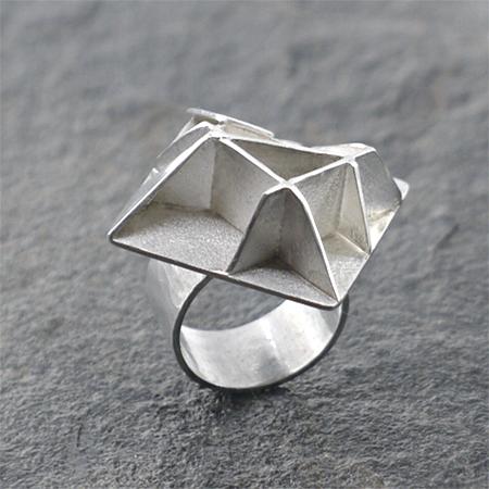 anello design moda