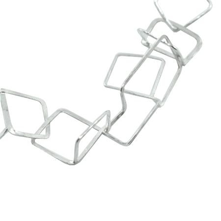 particolare catena argento 925