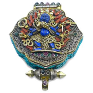 joyería étnica tibetana