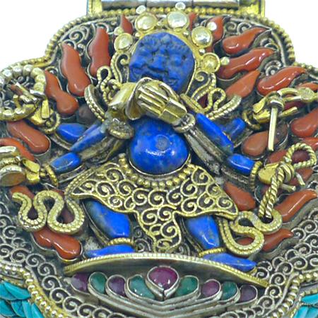 Mahakala Buddhist Deity