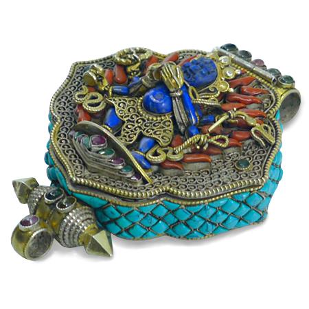 tibetan ethnic jewelry