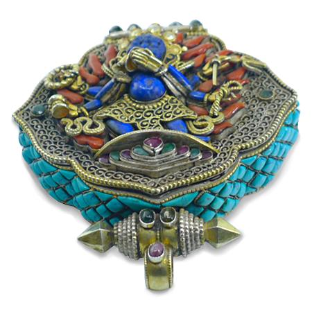 gioielli tibetani buddhisti