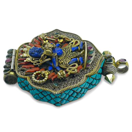 Buddhist jewel