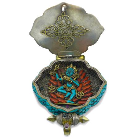 Vajrayogini Buddhist Deity