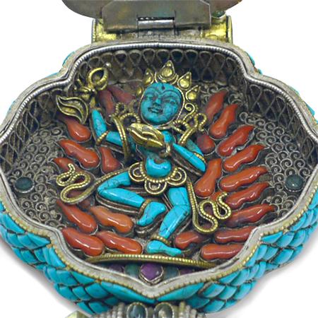 Vajrayogini divinità buddista