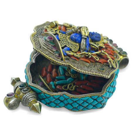 gioiello gao tibetano