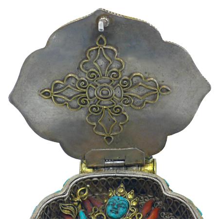 dorje tibetan buddhist symbol