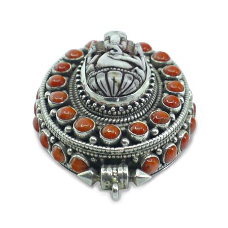 ethnic coral jewelry