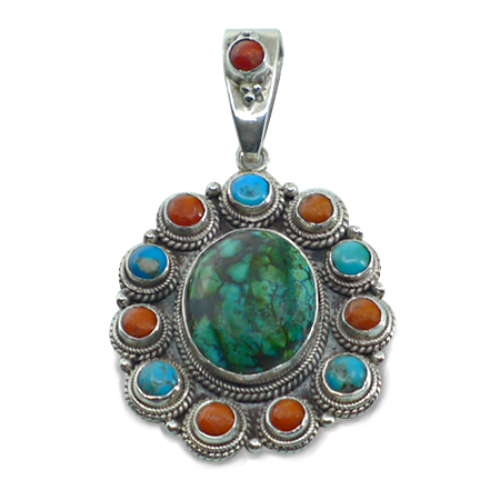 gioielli turchese